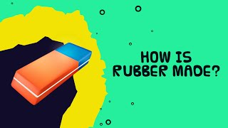 Interesting Fact About Trees | How Is Rubber Made