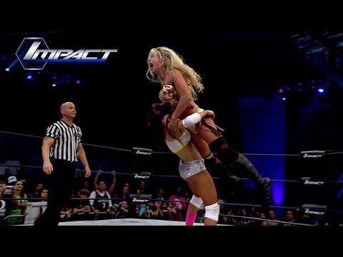 Knockout Championship Match: Taryn Terrell vs. Brooke (May 1, 2015)