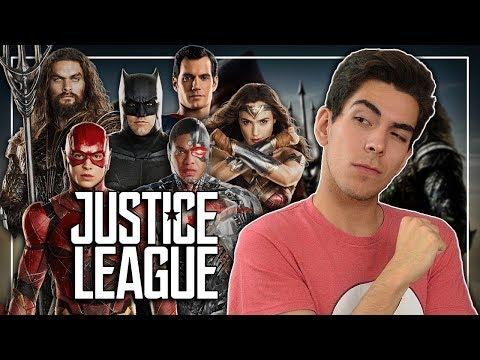 Critica / Review: La Liga de la Justicia (Sin Spoilers)