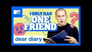 Chris Klemens Reveals What Was the Peak of His Life | Dear Diary | MTV