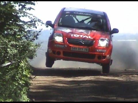 63. Rally Poland 2006 | Kris Meeke | Citroen C2 R2 [MotoRecords]