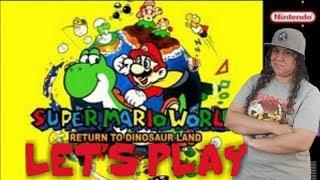 Let's Play Super Mario Return to Dinosaur Land (HACK) Part 3 Finale