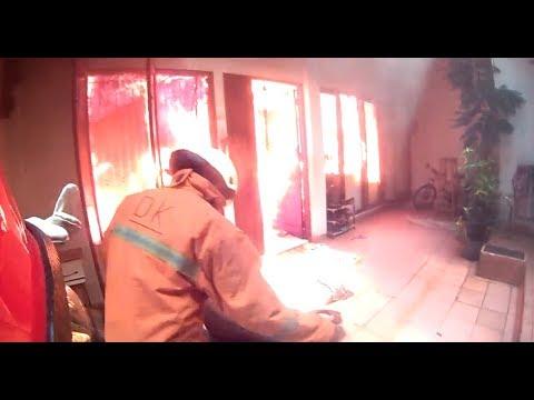 Kebakaran Jl Sedap