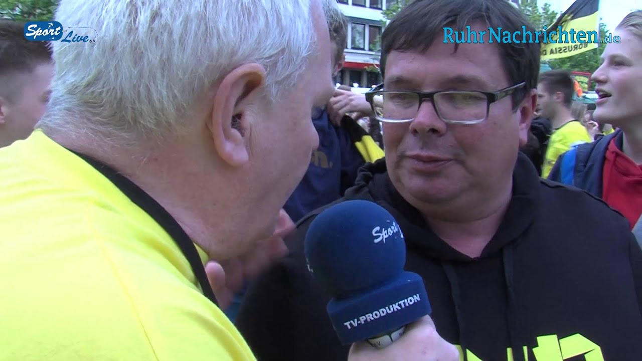 Schausteller Patrick Arens im Interview am Friedensplatz