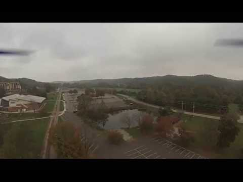 Hocking College Campus Flight