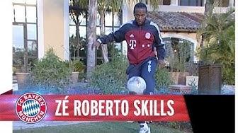 Zé Roberto Skills