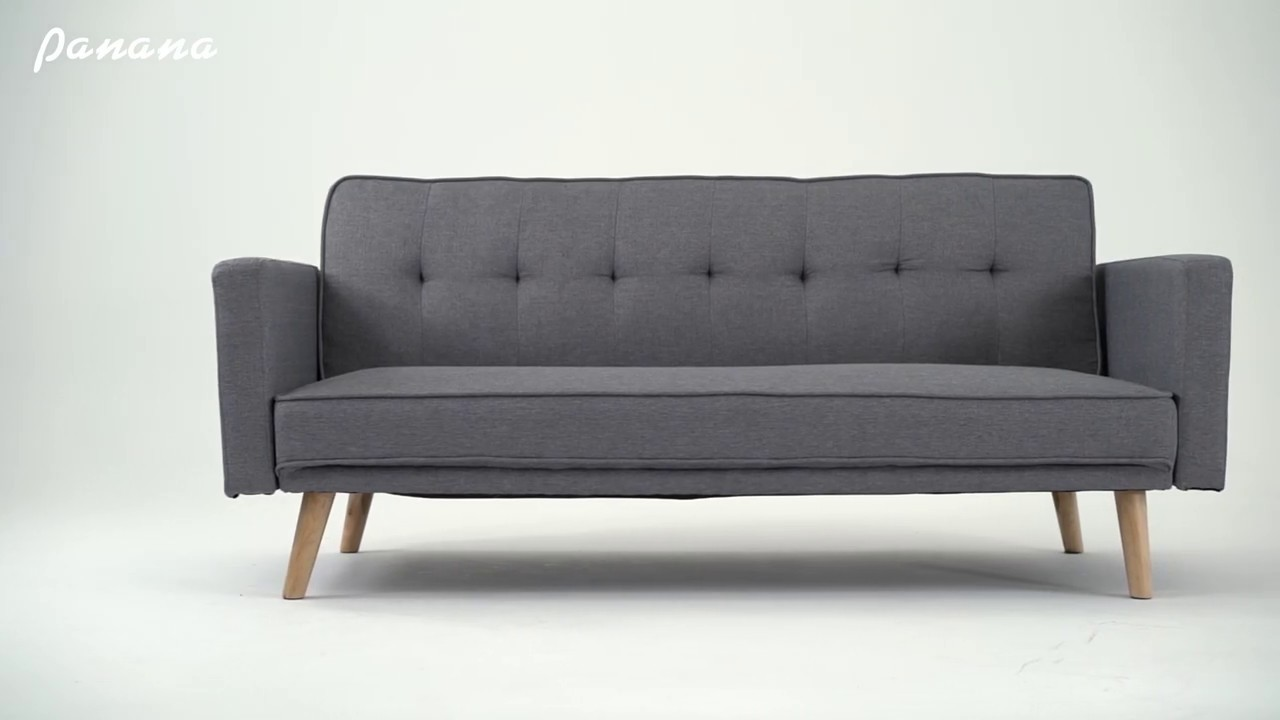 Best Grey Click Clack Sofa Bed In 2019