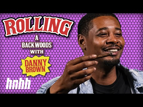 How to Roll a Backwoods with Danny Brown | HNHH's How to Roll
