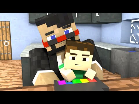 WHO'S YOUR DADDY? (Minecraft Animation)