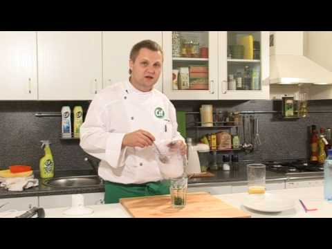 Апельсиновый лимонад - видеорецепт без регистрации и смс