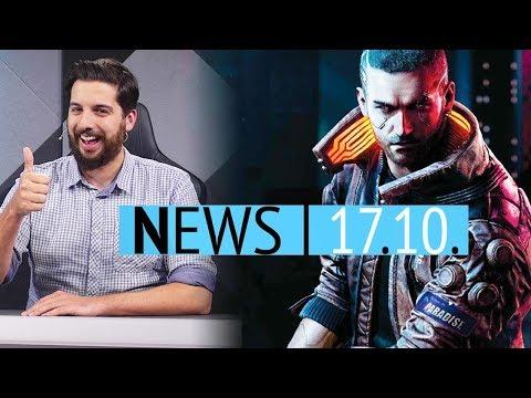Cyberpunk 2077 bekommt Publisher - Discord startet eigenen Spiele-Store - News