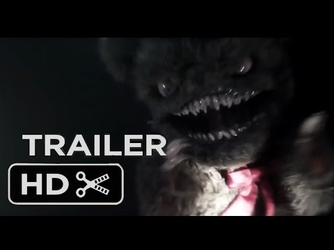 """Five Nights at Freddy's Teaser Trailer (2017) - Gil Kenan movie """"FANMADE"""""""