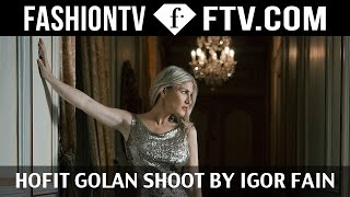 Hofit Golan Photoshoot in Normandy, France by Igor Fain
