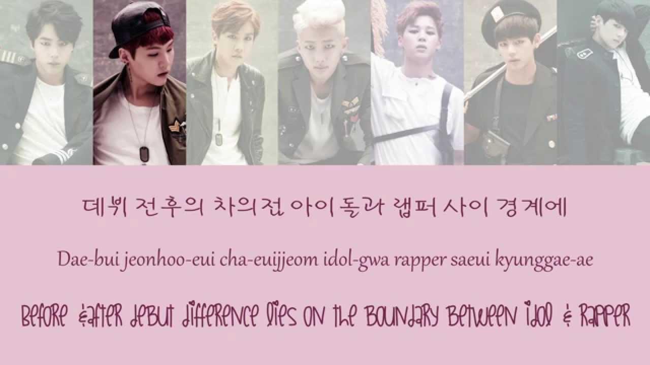 BTS (방탄소년단) - Born Singer [Color coded Han|Rom|Eng Lyrics]