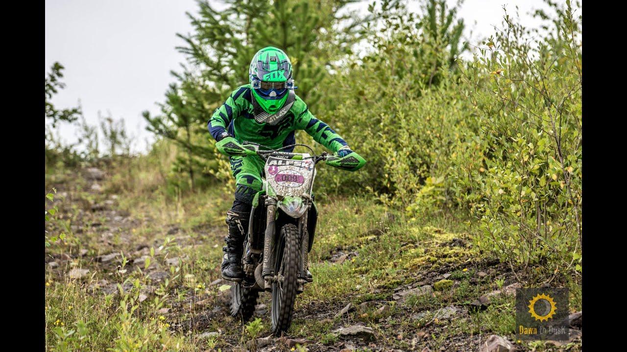 Kids Dirt Bike Race Dawn to Dusk Enduro August 2016 - YouTube