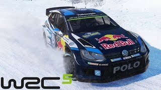 WRC 5 Game Review (Official WRC 2015 Game)