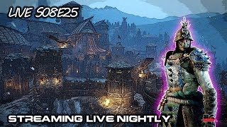 For Honor Gaming Live S08E25 01/14/2018