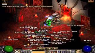 Diablo 2 merc survival test