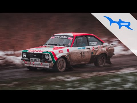 Ford Escort Mk2 Rally Car Sound  YouTube