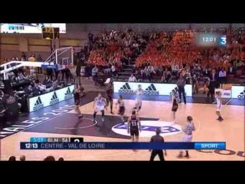 Basket f minin bourges s 39 incline en finale de la coupe - Finale coupe de france basket feminin ...