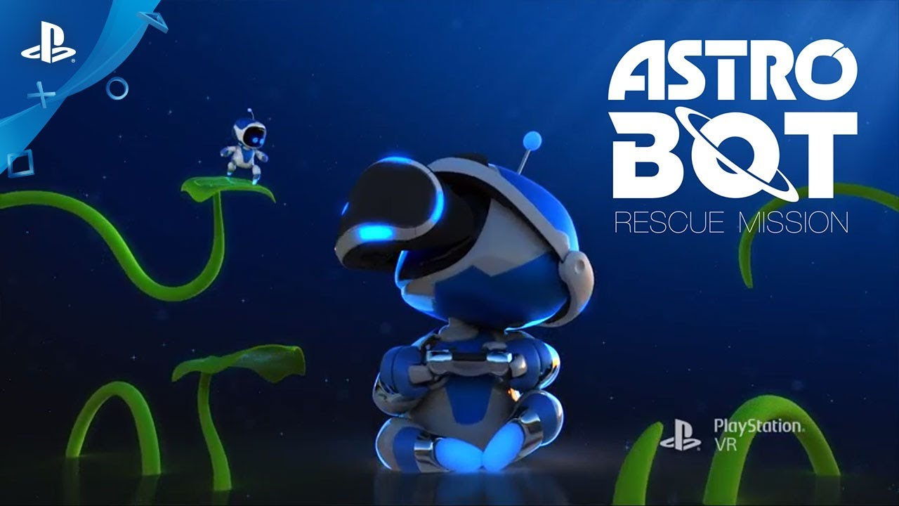 ASTRO BOT Rescue Mission – Gameplay Commentary Trailer | PS VR