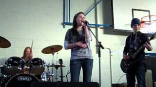 Short Clip of Borderline in the 2011 Nobber Talent Show