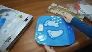 Напольные весы для матери и ребенка. Модель BSS-6055(Напольные весы для матери и ребенка. Модель SUPRA BSS-6055 Ролик по распаковке. Мини-обзор. Подробнее: http://www.supra.ru..., 2015-03-10T12:31:00.000Z)