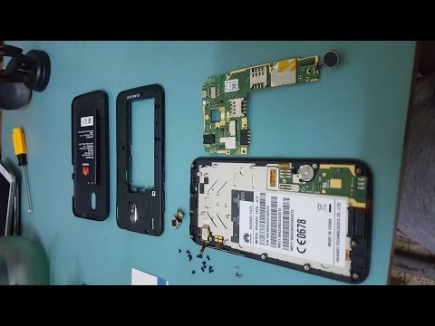 HUAWEI Y625 DISASSEMBLY FOR REPAIR - Gsm Guide