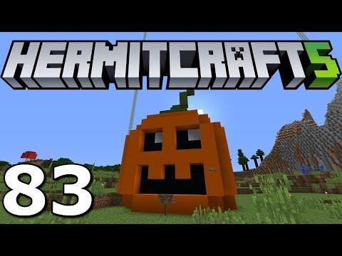 Minecraft Hermitcraft S5 Ep.83 Tricks and Treats