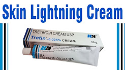 Skin Lightning Cream / Pimples Black Marks Removal / Tretitinoin cream True Review / Hindi