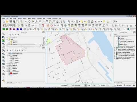 Trace digitizing in QGIS 2.14