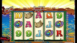 Insane Wins -  Free Games Bonus -  Crocodopolis Online Slots Review