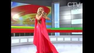 CTV.BY: Светлана Агарвал: Единственная в Беларуси певица, исполняющая индийские песни