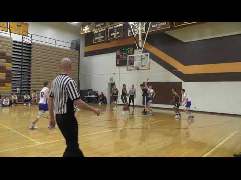 9th Grade Boys Basketball - Eagan vs. Apple Valley - 2017-18