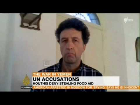 World News  UN supply relief being stolen and sold for money, Yemeni aid stolen  ☹ 02