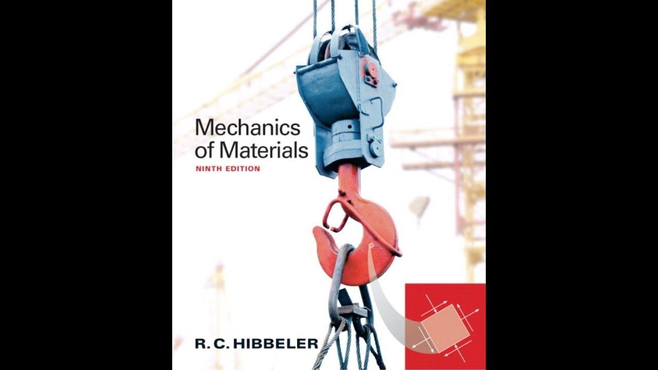 mechanics of materials 9th edition solutions manual