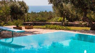 Vendita villa con piscina vista mare Salento