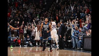 Derrick Rose Hits Game-Winner vs. Suns