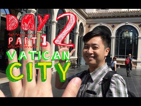 ROME | DAY 2 | VATICAN CITY