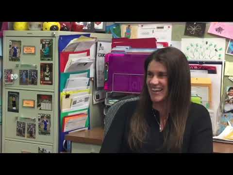 Mrs. Maher Video Vanguard Interview 2019 Arnold Adreani Elementary School