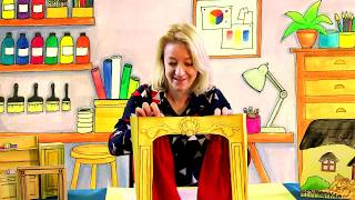 My Magic Theatre Make & Do #1 - Make a Theatre! | Arts and Crafts for Kids | Art Projects for Kids