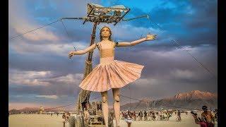 Burning Man 2018 // True Colors