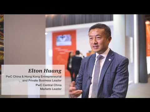 Asian Financial Forum 2018: Interview with Elton Huang, PwC China & HK