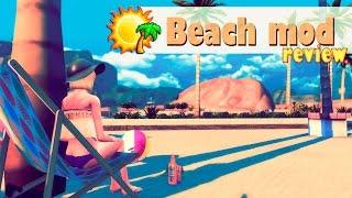 ¡Ya es verano en Los Sims 4!  Beach Mod Review