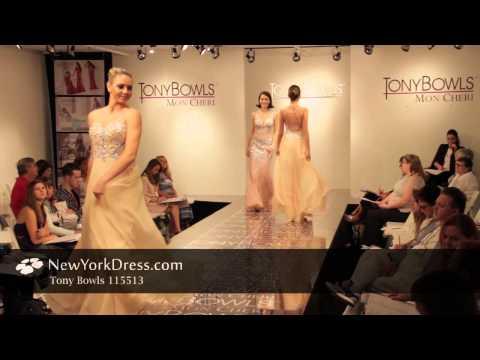 Tony Bowls 115513 Dress - NewYorkDress.com