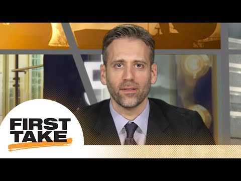 'Basketball is better than football' | First Take | ESPN