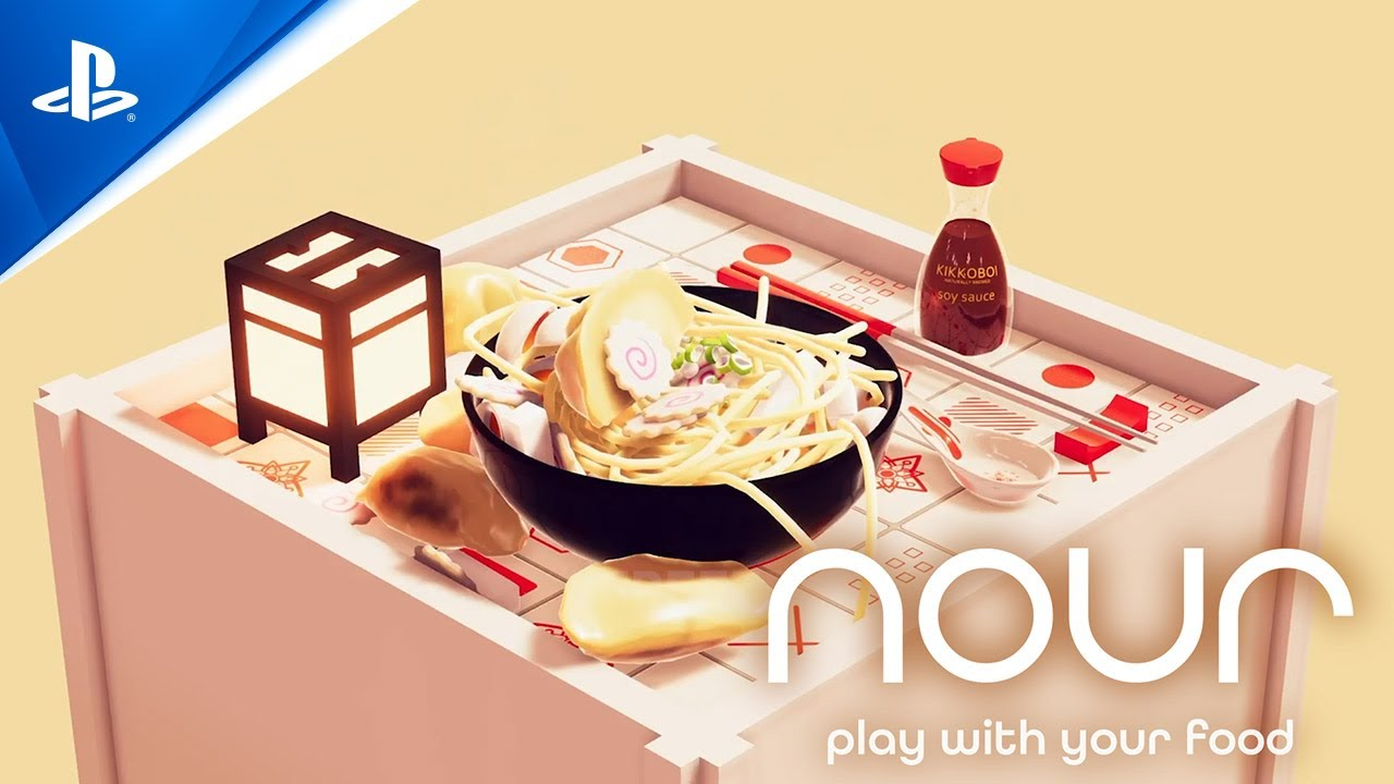 Nour: Play With Your Food - Reveal Trailer