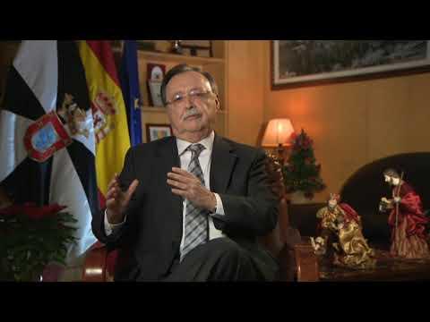 Mensaje de Año Nuevo del presidente de la Ciudad de Ceuta