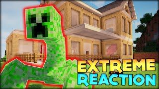 EXTREME TROLLING REACTION [MINECRAFT SANDBOX FUNNY MOMENTS]