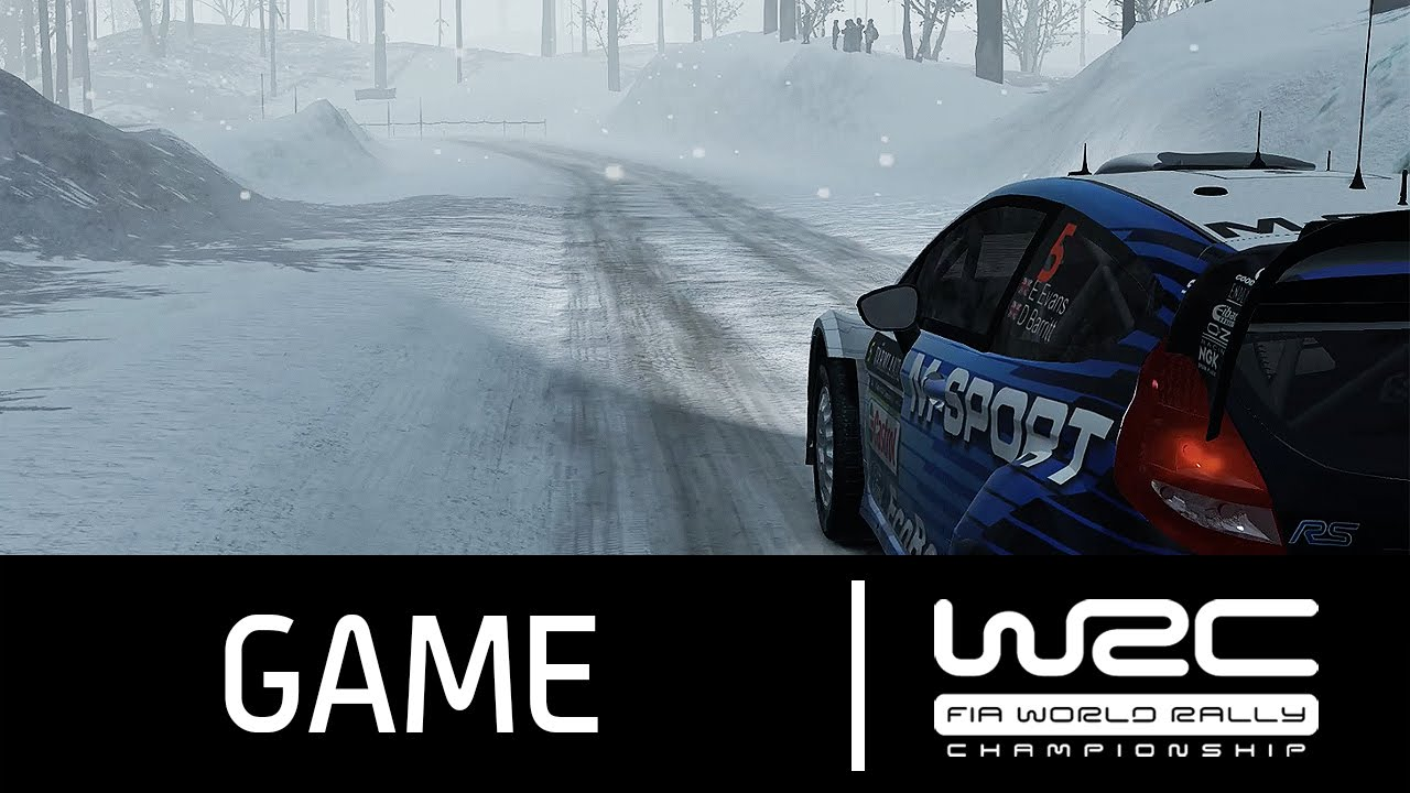 WRC Rally Sweden WRC Gameplay YouTube - Rally sweden map 2016